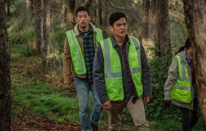 Searching the Movie starring John Cho