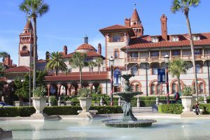 Flagler College - St. Augustine florida