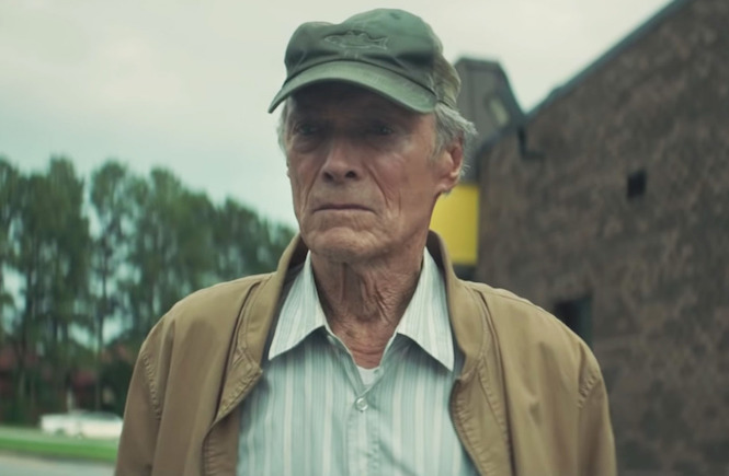 The Mule starring Clint Eastwood