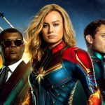 Captain Marvel movie review.